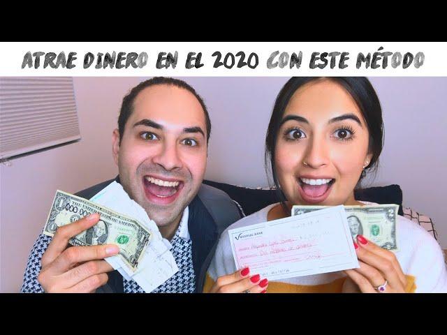 CHEQUE DE LA ABUNDANCIA: Método para manifestar dinero este 2020 (La Magia y El Secreto)