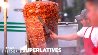 $1 Tacos Served By LA's Avenue 26 Taco Stand | Superlatives