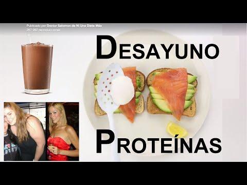 alimentos ricos en proteínas para adelgazar