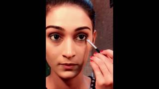 MAKEUP TUTORIAL! Sonakshi's look Smokey eyes