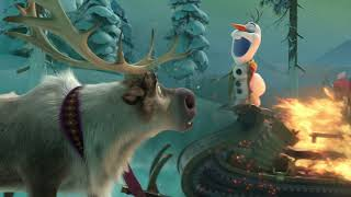 How to Market Movies: Olafs Frozen Adventure The companion feature 2