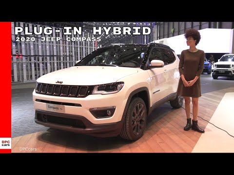 2020 Jeep Compass Plug In Hybrid Electric Phev Youtube