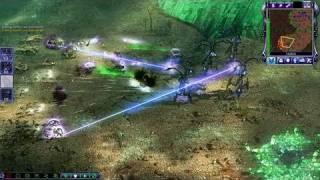 Command & Conquer 3 Tiberium Wars PC Games Gameplay -