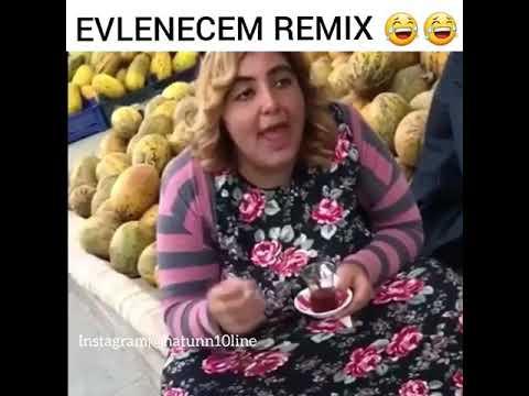 Evlenecem remix