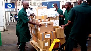 INEC Begins Distribution Of Electoral Materials To LGAs