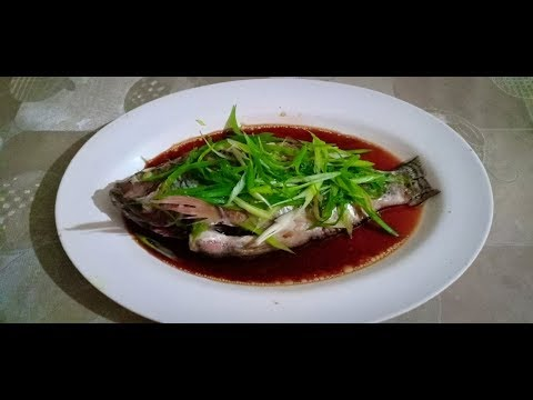 How to Cook Steamed Tilapia with Soy Sauce