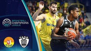 Opava v PAOK - Highlights - Basketball Champions League 2018-19