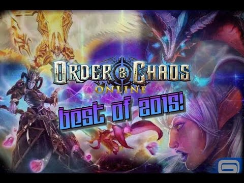 Order And Chaos Online - Best Of 2015!