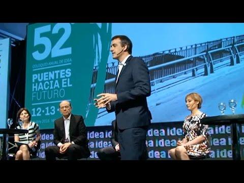 Esteban Bullrich: El sistema educativo argentino no sirve más