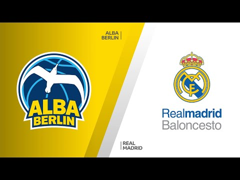 ALBA Berlin - Real Madrid Highlights   Turkish Airlines EuroLeague, RS Round 23