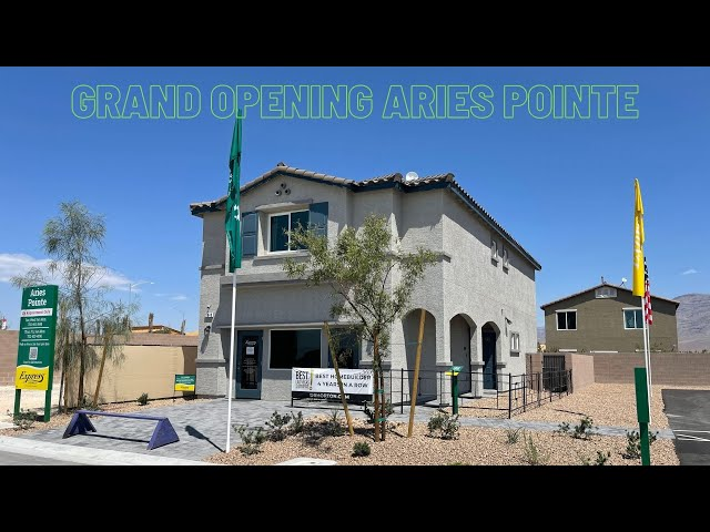 Aries Pointe by DR Horton at Valley Vista | New Homes For Sale North Las Vegas | Plan 1865 | $375k+