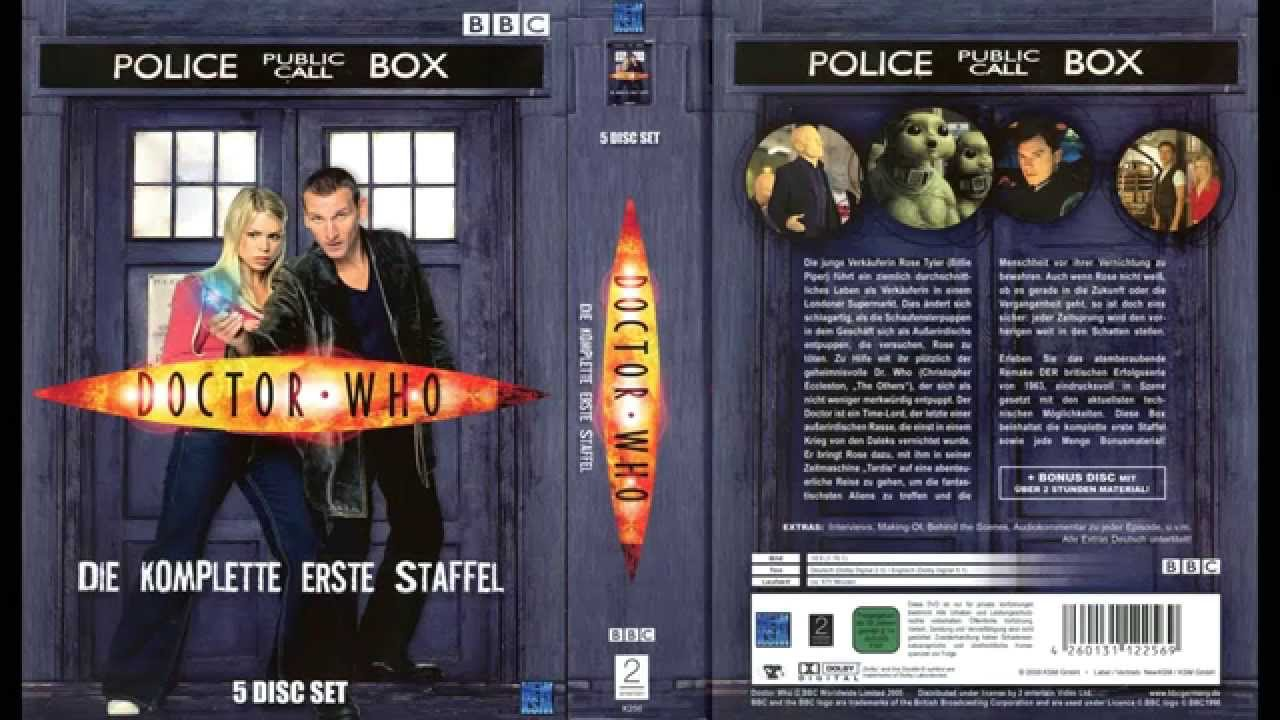 doctor who staffel 1 stream deutsch