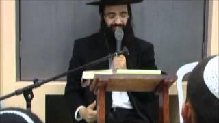 הרב יעקב בן חנן - הרצאה בשדרות