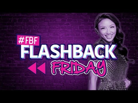 NEW FLASHBACK FRIDAY: Jeannie's Special Moment with Common