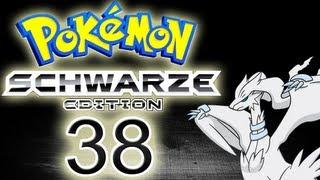 Pokemon Schwarz - Let's Play Pokemon Schwarz Part 38: Reshirams und Zekroms Lebensgeschichte