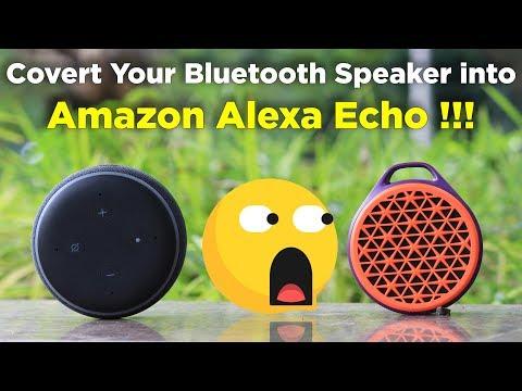 Convert Normal bluetooth Speaker Into Alexa | Amazon Alexa DIY | Dekh Review (Hindi/Urdu)