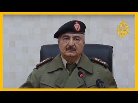 أزمة ليبيا.. الوفاق ترفض الحوار مع حفتر وهو يرى الحل بالحرب  - نشر قبل 3 ساعة