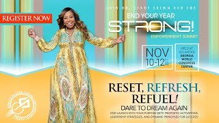 End Your Year Strong Empowerment Summit 2017