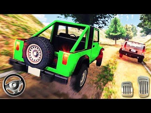 Offroad 4x4 Stunt Extreme Racing Simulator - Best Android GamePlay