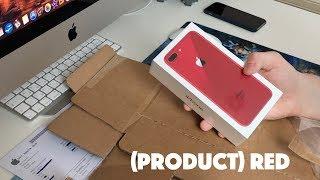 Купил iPhone 8 plus (product) RED в Apple Store