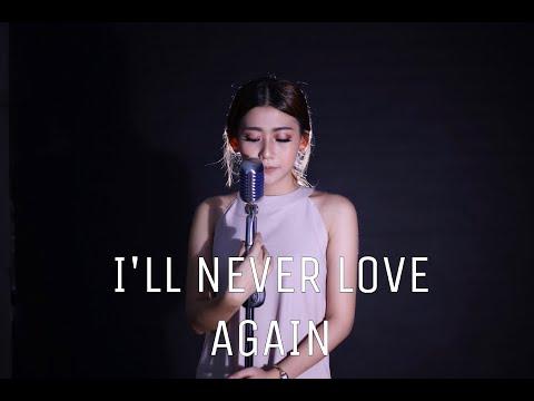 I'll Never Love Again - Lady Gaga (Cover By Vanessa Axelia)