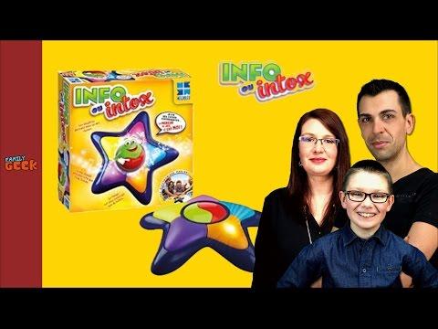 INFO OU INTOX ?!? Challenge et défis YouTube ! Family Geek