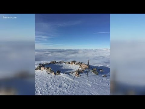 Winter Hikers Cheat Death On One Of Colorado's Peaks