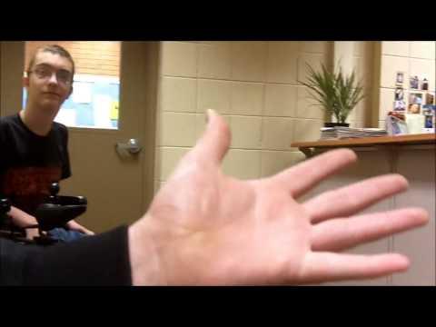 Fergus Falls High School Dress code offense May 2011
