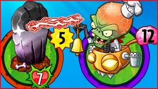 ЧЕЛЛЕНДЖИ в Зомби против Растений Герои от Фаника Plants vs zombies Heroes 97