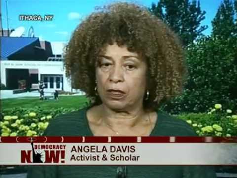 Angela Davis on the Prison Abolishment Movement and Frederick Douglass, Part 2 of 5