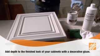 Home Depot: How To Revive Old Kitchen Cabinetry (English)