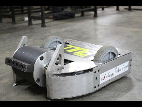 Wireless Combat Robot - TerrorBull