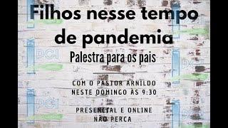 IP Central de Itapeva - Culto de Domingo  - 07/02/2021