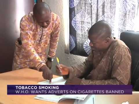 Cigarette Smoking in Africa