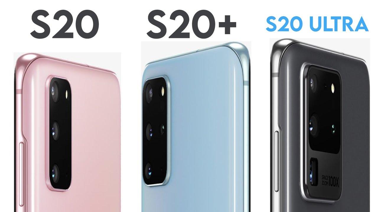 Samsung S20 Release
