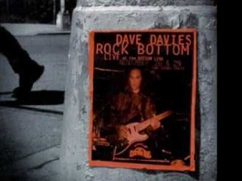 Dave Davies - I'm Not Like Everybody Else - Live @ Bottom Line, '97