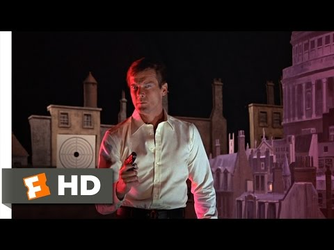 The Man with the Golden Gun (9/10) Movie CLIP - Dueling Wits (1974) HD