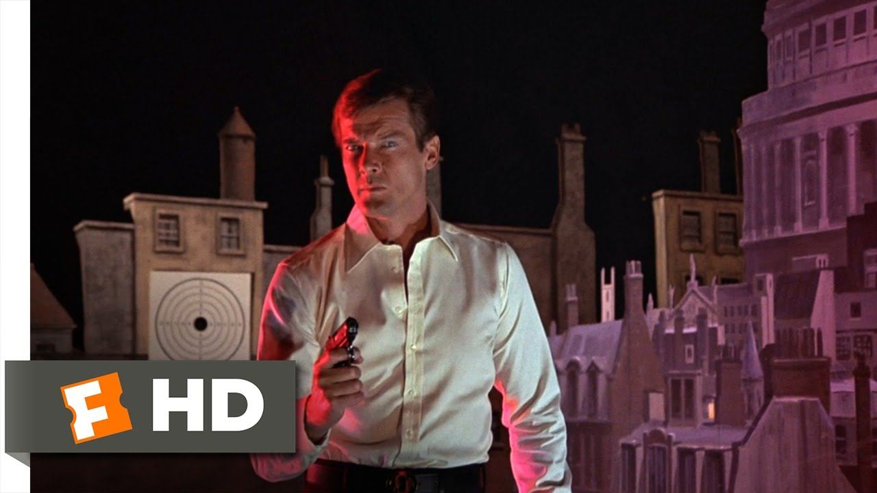 Download The Man with the Golden Gun (9/10) Movie CLIP - Dueling Wits (1974) HD