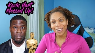 Kevin Hart LOSES Job As Oscars Host | Should He Apologize? (REACTION)