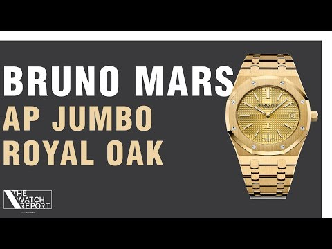 The Watch Report | SIHH News From IWC, Bruno Mars AP Jumbo Royal Oak, Thai PM Wears RM-10 Mp3