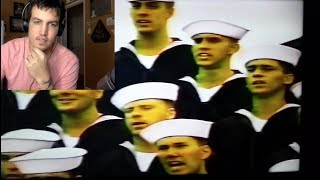 Reacting to Navy Bootcamp from 1990 - the golden era of the Navy