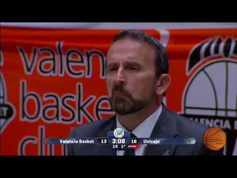 Valencia Basket - Unicaja Málaga | Final Eurocup 2016/17 G3 | from YouTube · Duration:  2 hours 3 minutes 1 seconds