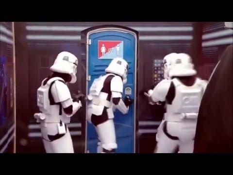 Jake Dill - Star Wars Porta Potty Prank
