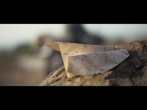 Francesco Rossi - Paper Aeroplane [Official Video]