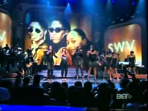 Alicia Keys Feat SWV - En Vogue - TLC Live HQ - 2008