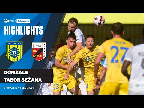 Domzale Tabor Sezana Goals And Highlights