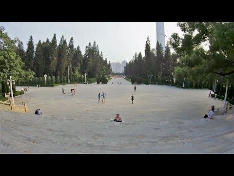 Martyrs'Park, Guangzhou /烈士陵園, 廣州 [4K 60FPS]