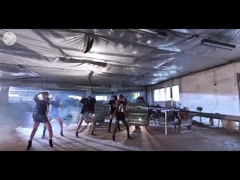 4Minute – Canvas (Official) (360°) (Damn Jihyun)