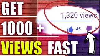 Video How to Get More views, like, comments  YouTube  Facebook, Twitter & Instagram download MP3, 3GP, MP4, WEBM, AVI, FLV Juli 2018