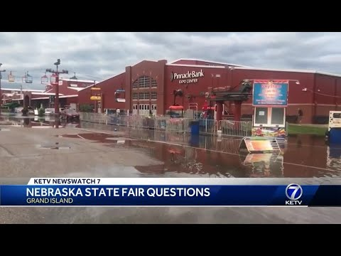 Nebraska State Fair Questions